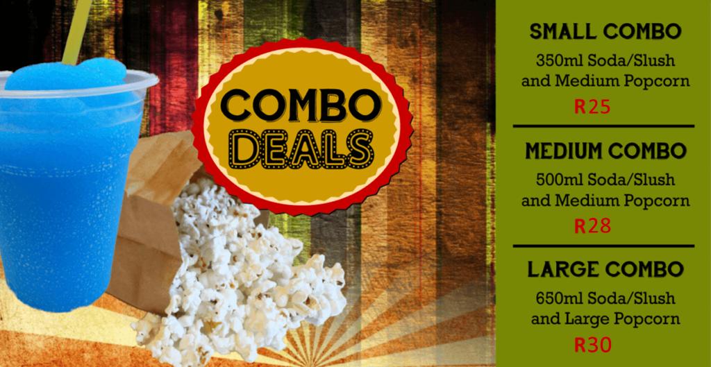 event cinema combo deals